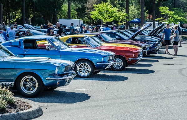 Tips for Preparing for a Car Show