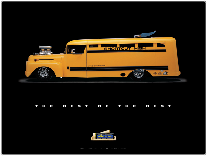 1949 Ford School Bus