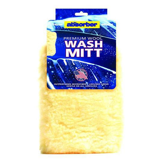 Premium Wash Mitt - Clean Tools Automotive
