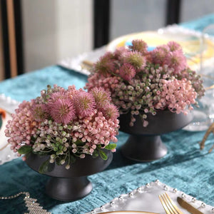 Vicky Yao Faux Floral - Exclusive Design Sweet Pink Artificial Flower Arrangement