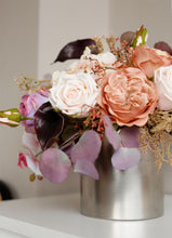 Load image into Gallery viewer, Vicky Yao Faux Floral - Exclusive Design Wonderland Artificial Orange Rose Arrangement