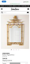 Load image into Gallery viewer, Vicky Yao Wall Art  - Chinese Style Bamboo Wall  Mirror - Vicky Yao Home Decor SEO