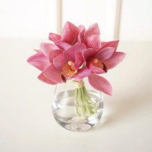 Load image into Gallery viewer, Vicky Yao Faux Floral- Real Touch Orchid Table Flower - Vicky Yao Home Decor SEO