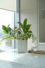 Load image into Gallery viewer, Vicky Yao Table Decor- White Vase