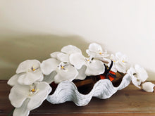 Load image into Gallery viewer, Vicky Yao Floral Bespoke - Luxurious Golden Phalaenopsis Shell Storage Box