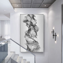 Load image into Gallery viewer, Vicky Yao Wall Decor - Chinese Style Ink Color Canvas Prints