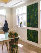 画像をギャラリービューアに読み込む, Vicoy Yao-The moss wall panels make a Great Wall Art feature in your office - Vicky Yao Home Decor SEO