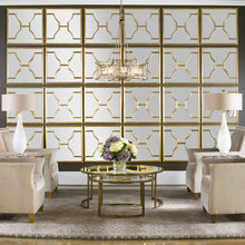 Load image into Gallery viewer, Vicky Yao Wall Decor - Luxury Square Mirrors S/2