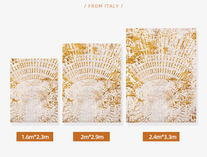 Vicky Yao Home Decor - Luxury Handmade Italy  Rug