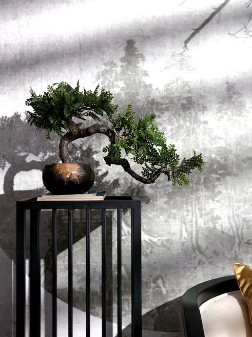Vicky Yao Faux Plant - Exclusive Design Artificial Bonsai Arrangement