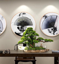Load image into Gallery viewer, Vicky Yao Faux Plant - Exclusive Design Artificial Landscape Bonsai Gift For Him