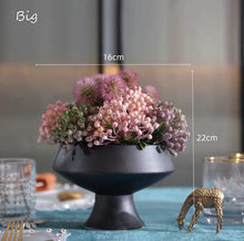 Load image into Gallery viewer, Vicky Yao Faux Floral - Exclusive Design Sweet Pink Artificial Flower Arrangement