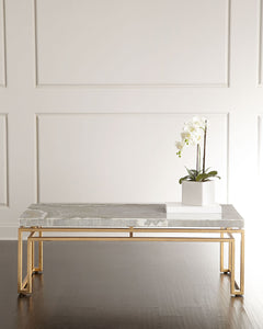 Vicky Yao Luxury Furniture - Luxury Marble Coffee Table