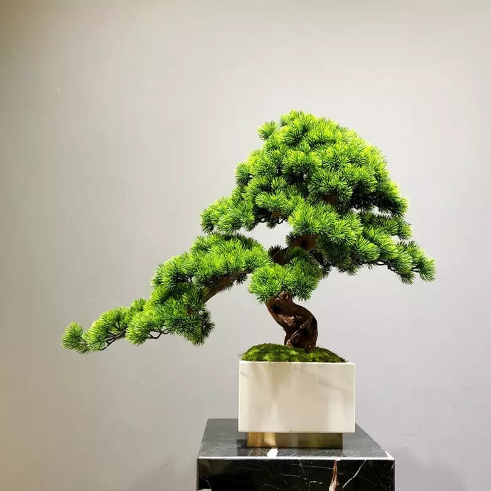 Vicky Yao Faux Plant - New Arrival Artificial Bonsai Arrangement