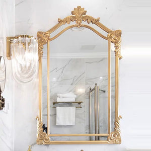 Vicky Yao Wall Decor - Luxury Exclusive Design Traditional Wall Mirror