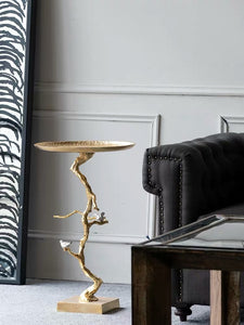 Vicky Yao Luxury Furniture - Exclusive Design Handmade Luxurious Bird Side Table