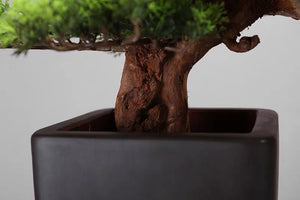 Vicky Yao Faux Plant - Exclusive Design Handcrafted Hotel Luxury Senior Club Artificial Plants Bonsai Arrangement