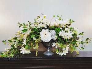 Vicky Yao Faux Floral - Exclusive Design Luxury Customer Made French Style Artificial Flower Arrangement
