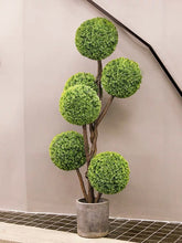 Load image into Gallery viewer, Vicky Yao Faux Plant - Exclusive Design British Style Indoor/Outdoor Artificial Potted Plant Tree