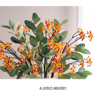 Load image into Gallery viewer, Vicky Yao Faux Floral - Exclusive Design Artificial Berry Floral Arrangement