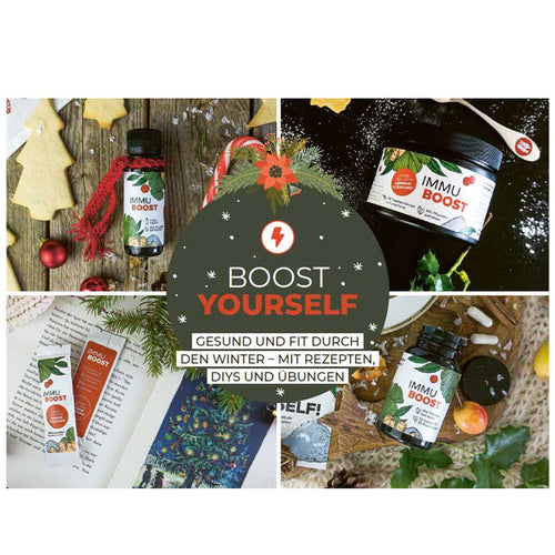 BOOST YOURSELF Winter Booklet