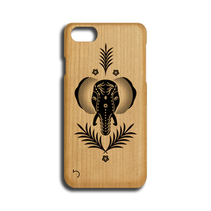 Open image in slideshow, Alzheimer's - Perseverance - Case - iPhone - Wood