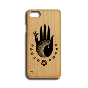 Open image in slideshow, Alzheimer's - Hold Tight - Case - iPhone - Wood