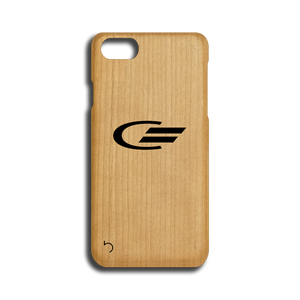 Open image in slideshow, CoreFitness - Logo - Case - iPhone - Wood