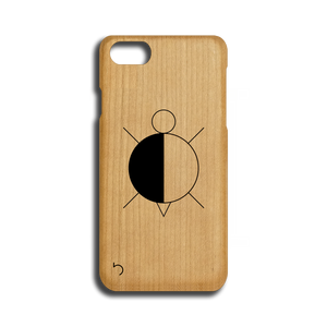 Open image in slideshow, Jim Beer - Logo - Case - iPhone - Wood