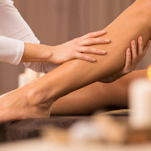 Circulatory, beauty and massage treatments in Nerja.