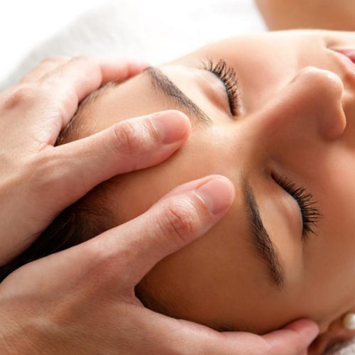 Craneosacral head massage in Nerja