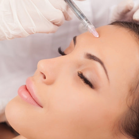 Mesotherapy facial treatment in Nerja