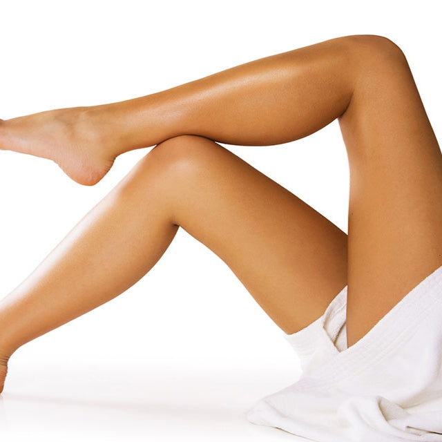 Leg waxing, hair removal, beauty and massage treatments in Nerja.