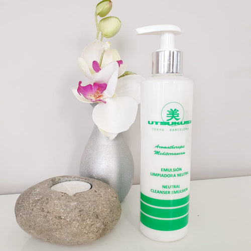 UTSUKUSY NEUTRAL CLEANSING EMULSION