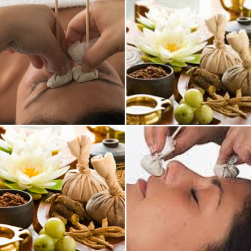Kerala relaxing massage treatment in Nerja