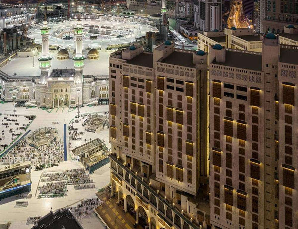 Five Stars Hajj Package - EZHajjGroups