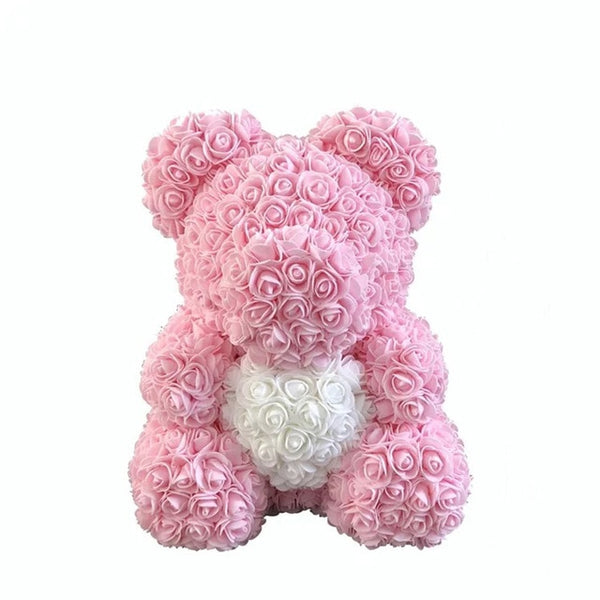 Enchanted Rose Bear