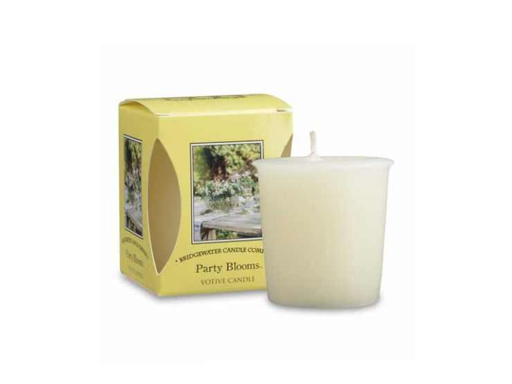 Bridgewater Party Bloom Votive Candle