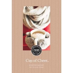 Bridgewater Cup of Cheer Large Scented Sachet