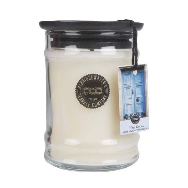 Bridgewater Blue Door Jar Candle - 8oz
