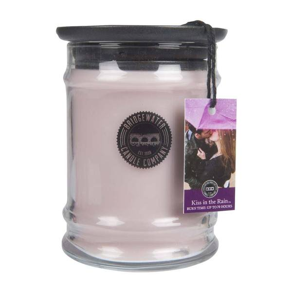 Bridgewater Kiss in the Rain Jar Candle - 8oz