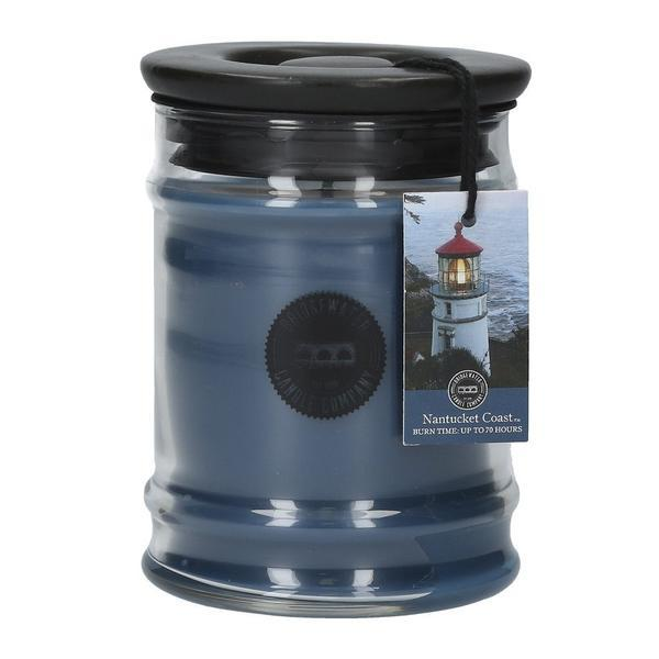 Bridgewater Nantucket Coast Jar Candle - 8oz