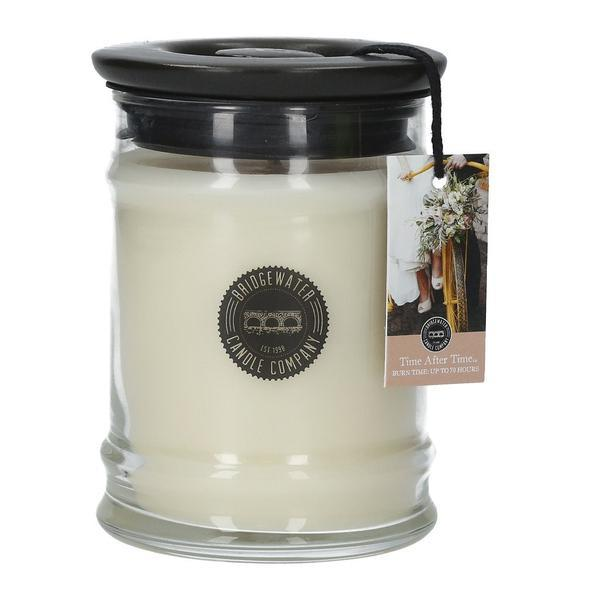 Bridgewater Time after Time Jar Candle - 8oz