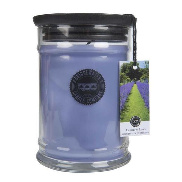Bridgewater Lavender Lane Jar Candle - 18oz