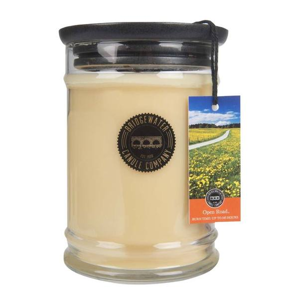 Bridgewater Open Road Jar Candle - 18oz