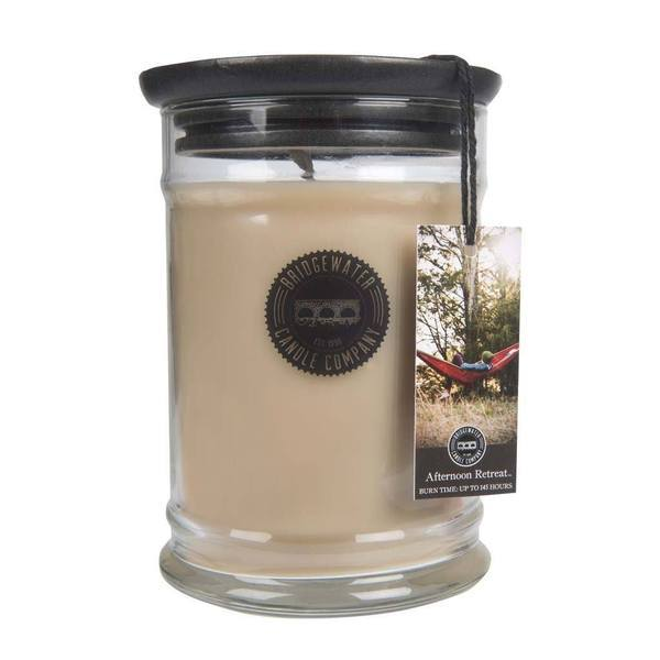 Bridgewater Afternoon Retreat Jar Candle - 18oz