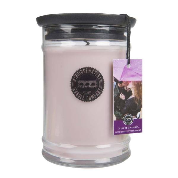 Bridgewater Kiss in the Rain Jar Candle - 18oz