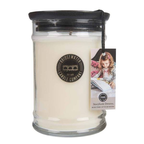 Bridgewater Storybook Dreams Jar Candle - 18oz