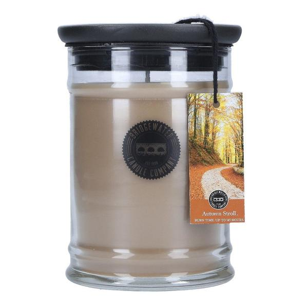 Bridgewater Autumn Stroll Jar Candle - 18oz