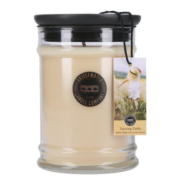 Bridgewater Dancing Fields Jar Candle - 18oz